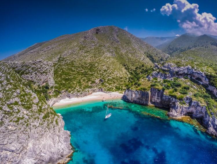 GRAMA BAY – ALBANIA