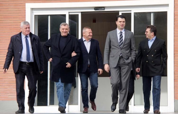 Partia Demokratike zyrtarizoi koalicionin opozitar, ja marrëveshja me 10 pika