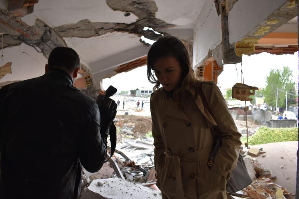 Rudhina Hajdari: Dhuna cënim I rëndë të të drejtave dhe lirive themelore të njeriut