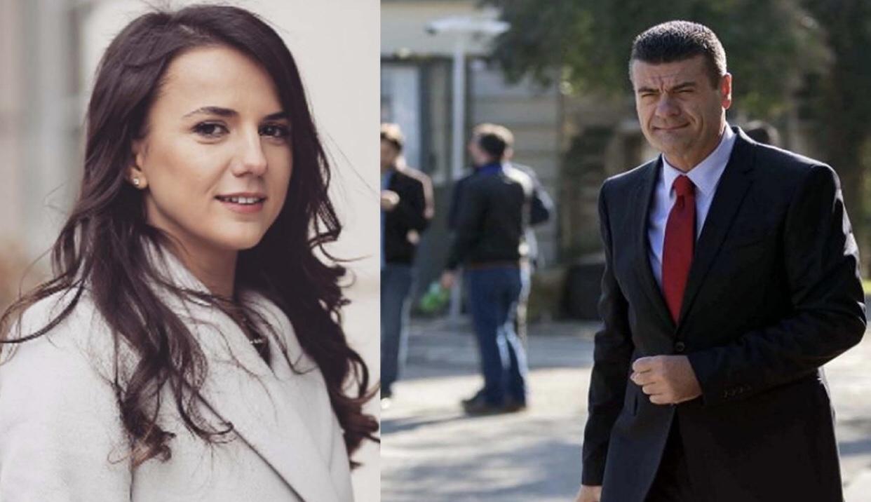 Rudina Hajdari e Astrit Patozi krijojnë parti të re, BINDJA DEMOKRATIKE