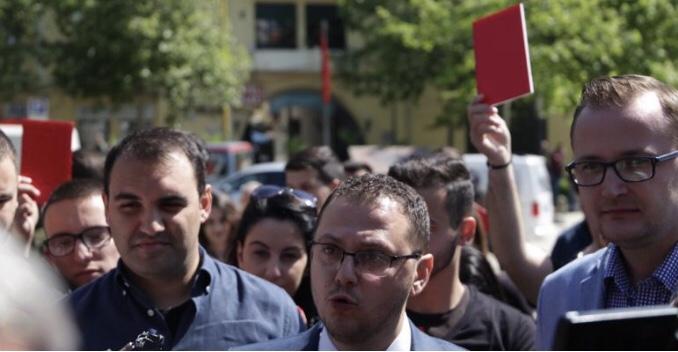 Kandidati per debutet: refuzoj mandatin e deputetit në shenjë revolte dhe neverie kundër krimit të rilindur të këtij parlamenti ilegjitim