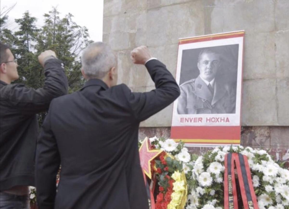 Sali Berisha: Enver Hoxha eshte tradhetari me i madh i kombit shqiptar ne tere historine e tij.
