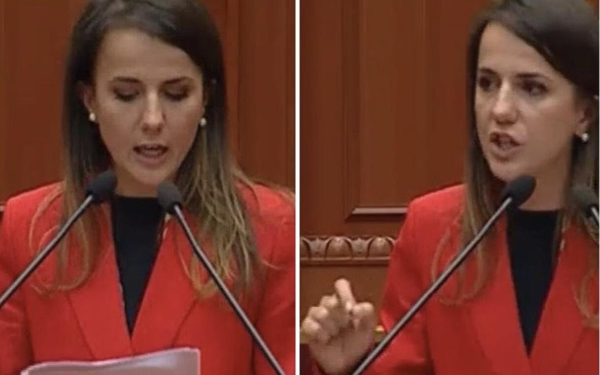 """Rudina Hajdari """"Janë të rrezikshëm dhe kanë bërë marrëveshje"""" Opozitë Ramës dhe Bashës"""