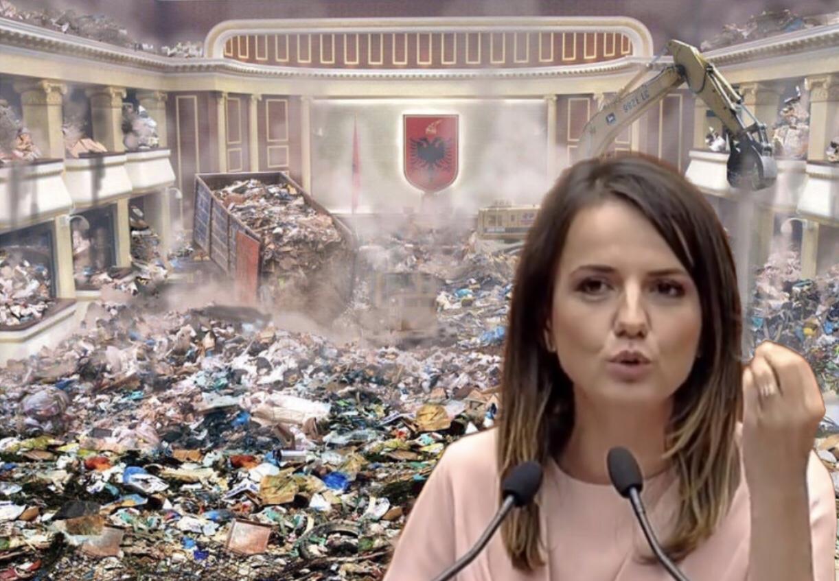 Rudina Hajdari/Të gjitha palët janë të gatshme të hedhin Shqipërinë në erë