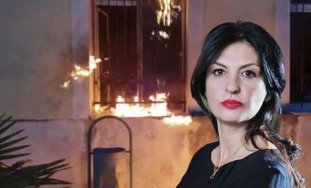 Jozefina Çoba Topalli/Djegia e shkolles nuk eshte historia e Shkodres.