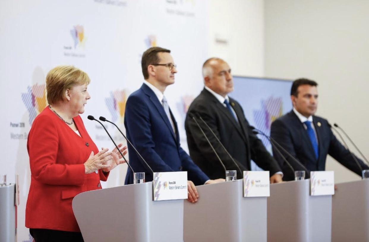 Samiti i Poznanit/Merkel përjashton Ramën nga konferenca për shtyp, e zëvendëson me bullgarin Borisov