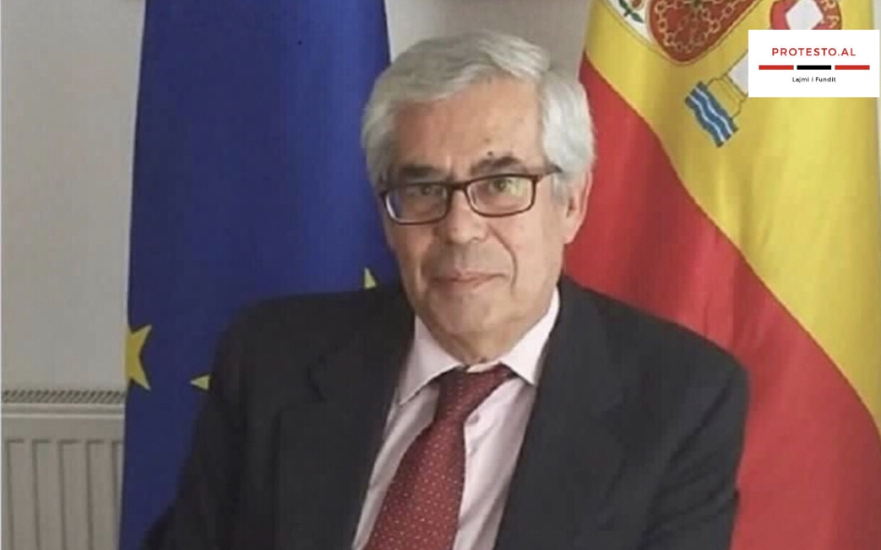 Ambasadori Vicente Canelles Montero: Shqiptarë, mos lejoni të qeveriseni nga ambasadorë…