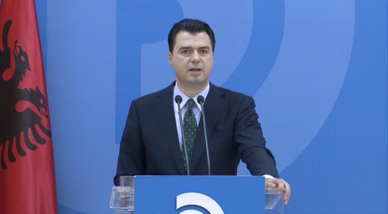 Lulzim Basha: Krimi ka mbështetjen e qeverisë, paratë e drogës pastrohen hapur.