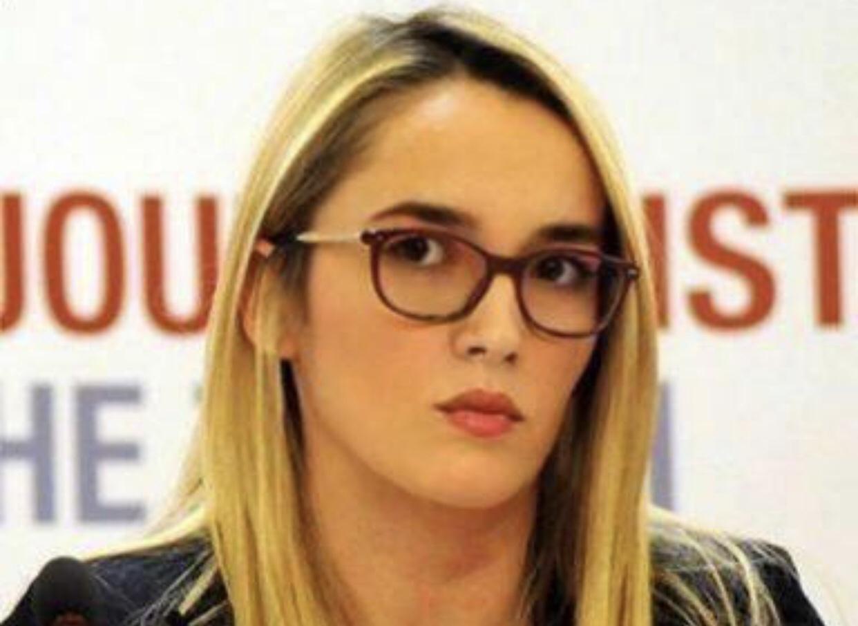 Arbana Xharra: Le ta dijë gjithë bota mbar, se ky shtet s'mund të jetë shqiptar!