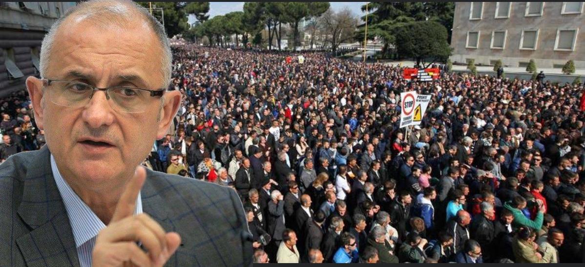 Petrit Vasili: A guxon dot ndonje ambasador shqiptar tu ngrere gishtin protestuesve ne vendet e tyre?