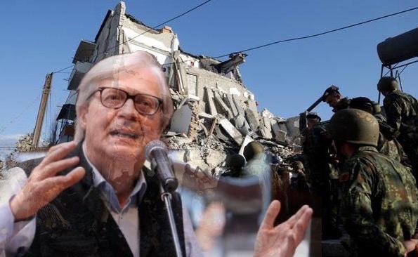 Vittorio Sgarbi: Supet e maleve dhe të shqiptarëve nuk janë kërrusur kurrë