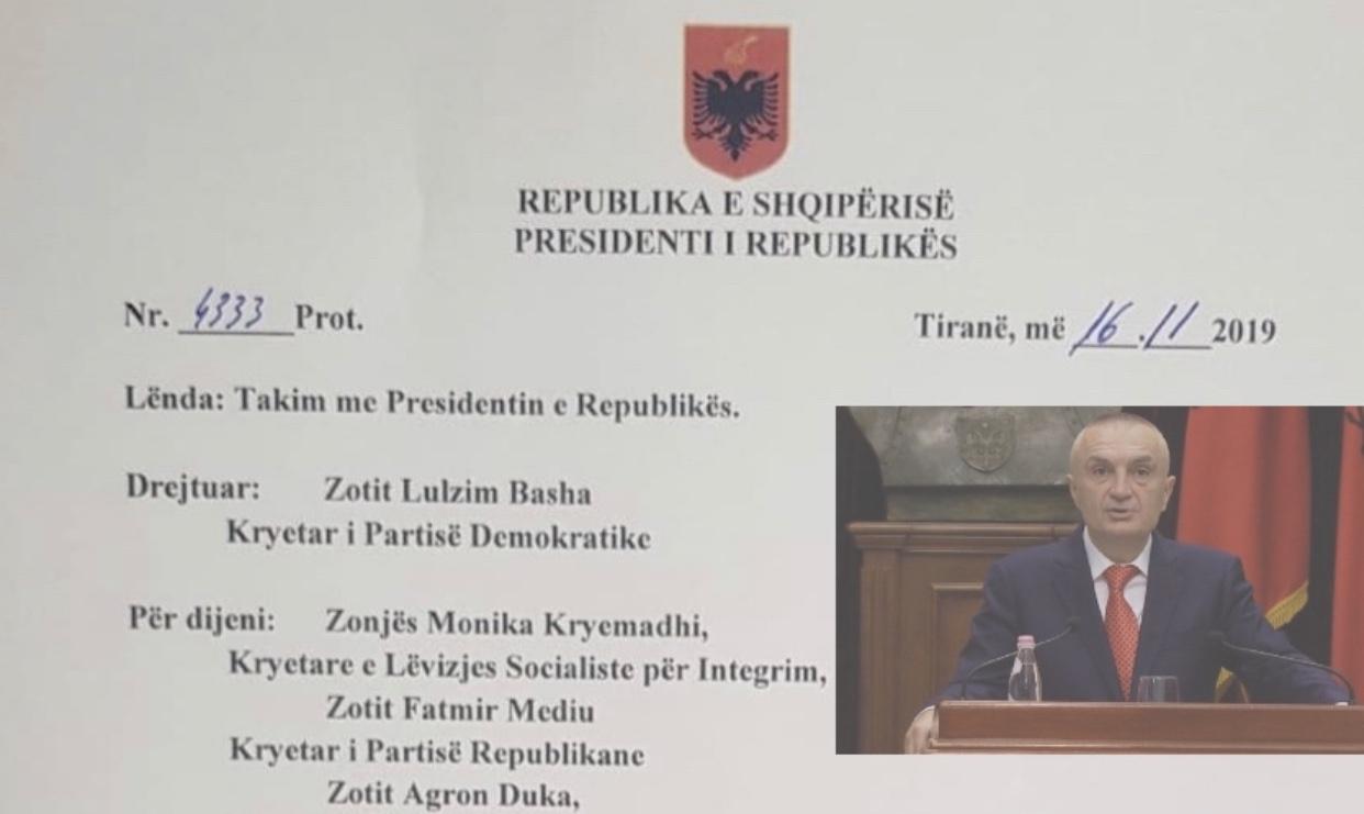 Pritet shpërndarja e parlamentit