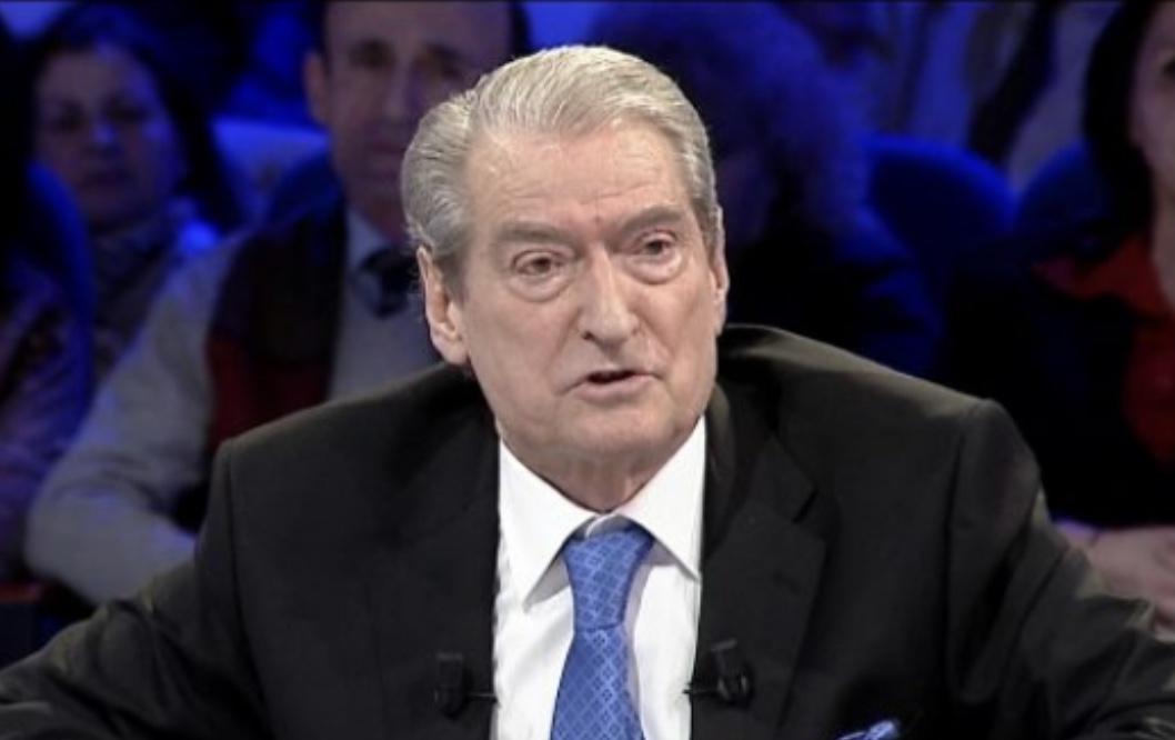 """Katër pyetjet e Berishës që """"goxhdojnë"""" Edi Ramën"""