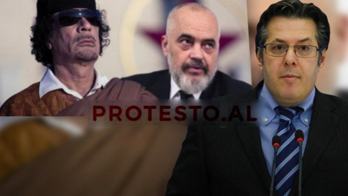 Paloka, Ramës: Do përfundosh si Gadafi