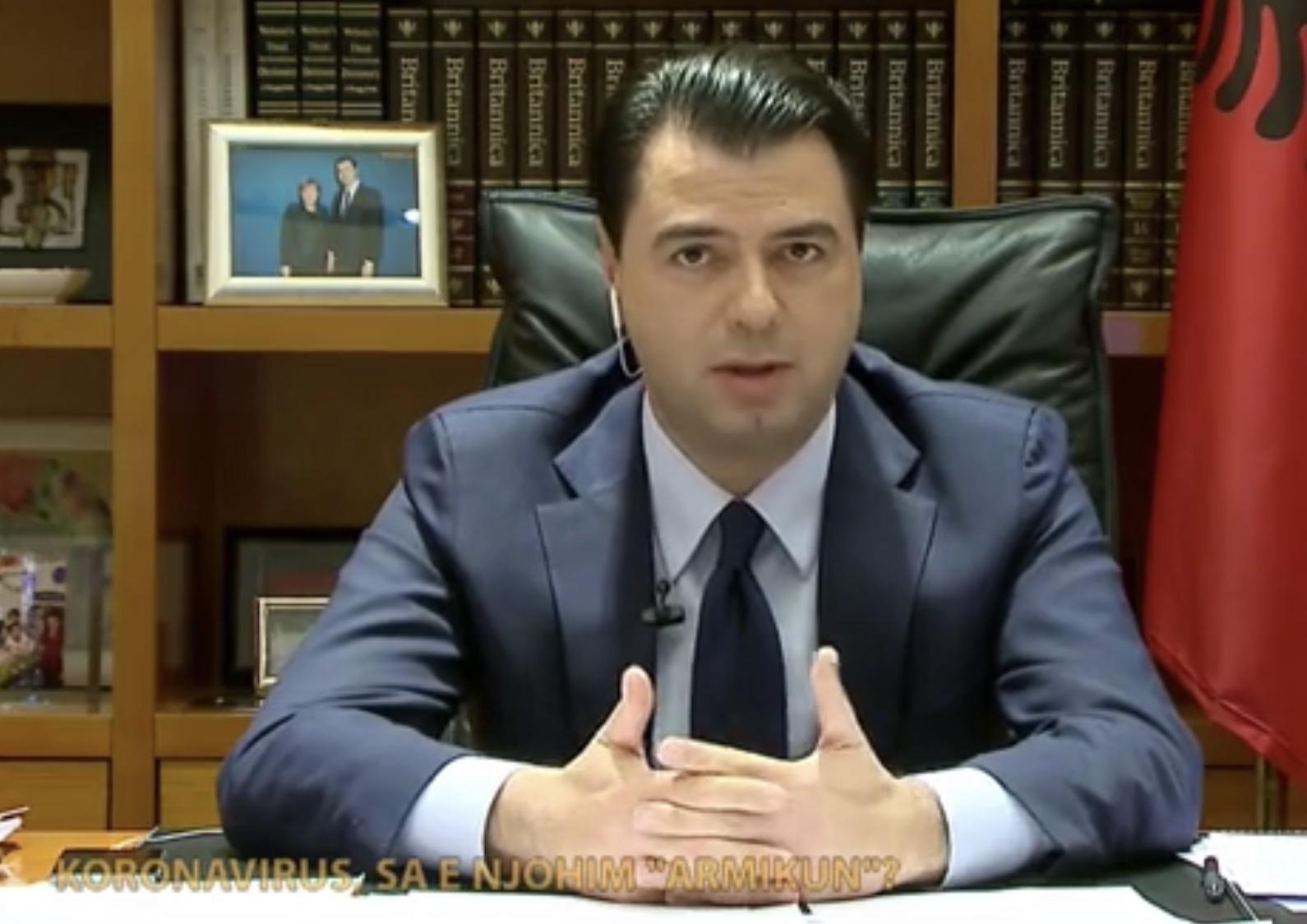 """Lulzim Basha """"Duhet shpallur gjendja e jashtëzakonshme në të gjithë territorin"""""""