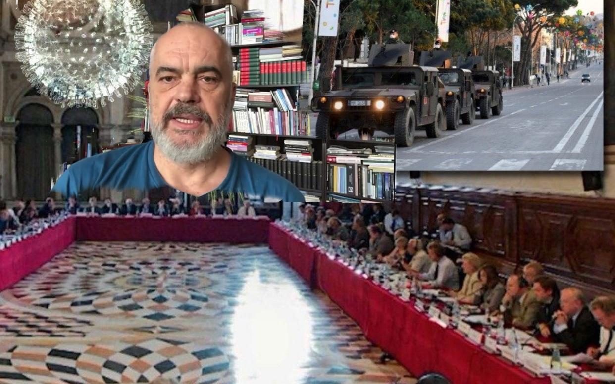 Dokumenti i Komisionit të Venecias nxjerr zbuluar autokracinë e Edi Ramës