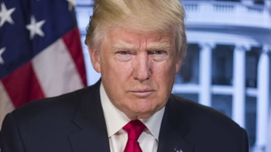 Statement by Donald J. Trump, 45th President of the United States of America
