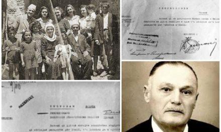 dokumentet/Zbulohen urdhrat, si i shpëtoi ministri i qeverisë 2000 hebrej: të pajisen me pasaporta…