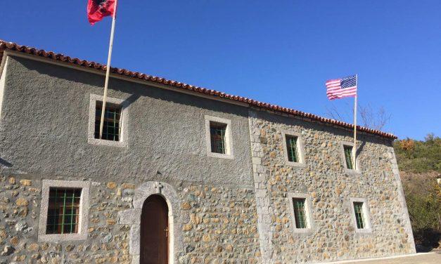 Kulla e Preng Çokut në fshatin Kaftallë te Mirditës, njëri nga fiset e hershme dhe fisnike të Oroshit e Mirditës.