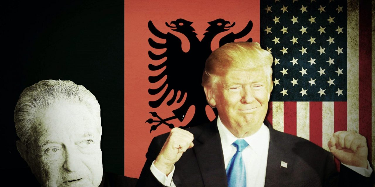 How George Soros Stole Our Election: A Cautionary Tale From an Albanian Patriot