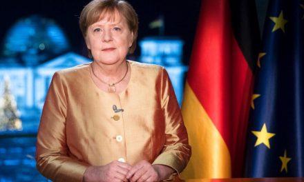 Angela Merkel shpërthen ndaj Twitter për bllokimin e përhershëm të llogarisë së Trump