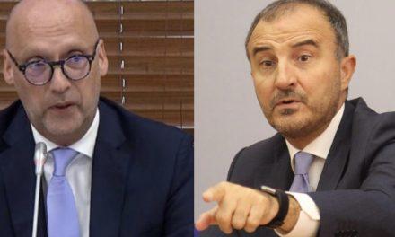 """""""Njerëzit po vdesin si mizat""""/ Eksperti i njohur gjerman jep kritika të forta në drejtim të ambasadorit të BE-së, Luigi Soreca"""