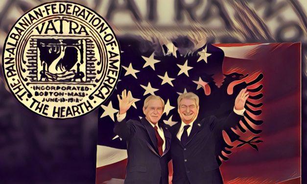 Deklarata e 'Vatrës': Berisha, mik i SHBA. Akuzat ndaj tij, pa baza dhe pa prova .