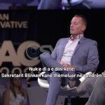 Grenell sulmon sekretarin amerikan: Blinken ka lidhje të forta me Soros dhe askush nuk flet